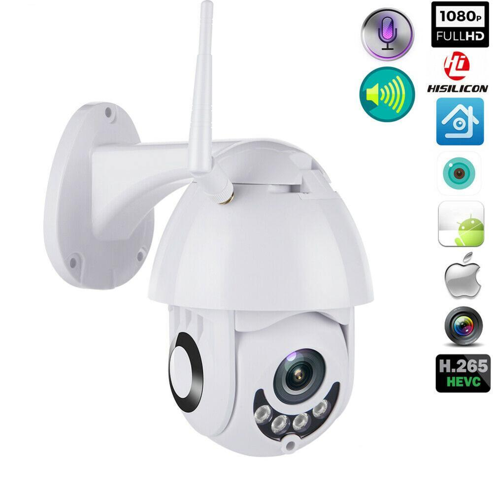 2019 Full HD 1080P WiFi IP Camera Wireless  PTZ Outdoor Speed Dome TV Security Camera App ICSee support Two Way Audio2019 Full HD 1080P WiFi IP Camera Wireless  PTZ Outdoor Speed Dome TV Security Camera App ICSee support Two Way Audio