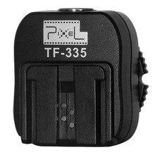 Pixel TF-335 ttl Горячий башмак адаптер для sony универсальная вспышка к новым Multi-Интерфейс Камера A9 A7 NEX6 A6500 A6300 A6000 A58 A77II