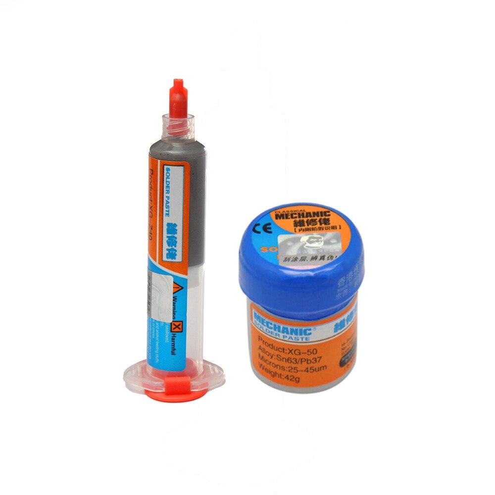 XG-Z40 XG-50 (XG-500) MECHANIC Reparing Solder Soldering Paste Sn63/Pb37 25-45um