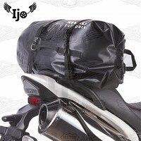 big size dirt pit bike motocross tool luggage pouch motorbike multi function motorcycle tail bag waterproof moto saddle bags