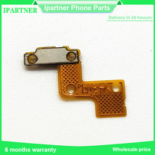 For OPPO R831 Power On Off Key Button Flex Cable Smart Cell Phone Replacement Parts Whole Sale Retail Quality(China)