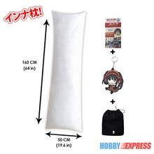 תחביב אקספרס 160x50 cm (63x19.6 ב) יפני אנימה Dakimakura חיבוק פנימי דברים גוף כרית