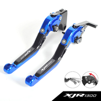 Motorcycle Foldable Brake Clutch Levers Case for Yamaha XJR1300 XJR 1300 1995 1996 1997 1998 1999 2000 2001 2002 2003
