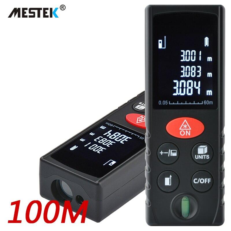 medidor trena laser distance meter laser mesure tape laser rangefinder range finder 40m/60m/100m