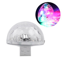 LAIDEYI Mini Led USB Disco Ball