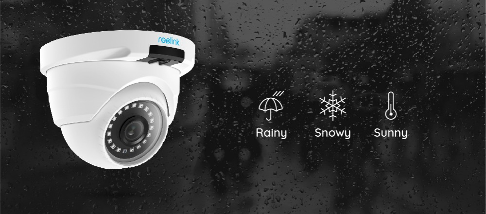 Reolink 5MP Dome Security Outdoor Surveillance Camera 12