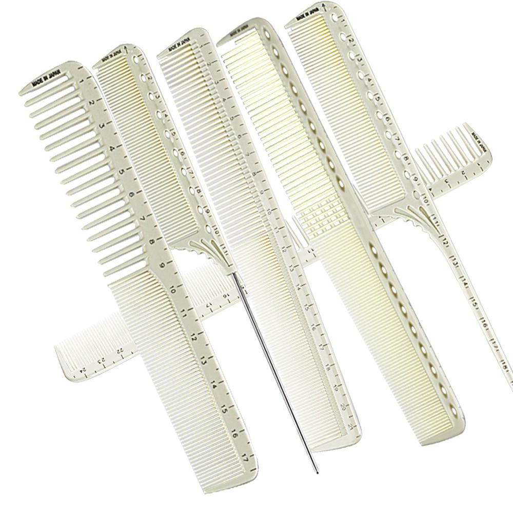 Hoge Kwaliteit Antistatische Maatregel Kappers Kam Voor Professionele - Haarverzorging en styling