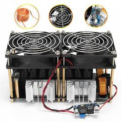 Gorąca sprzedaż 1800W Mini ZVS indukcyjna płyta grzewcza Flyback sterownik grzejnik DIY niskie napięcie wygodna cewka wysokiej częstotliwości|Magnetyczne nagrzewnice indukcyjne|Narzędzia -