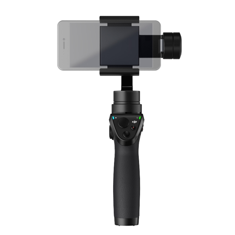 Original DJI Osmo Mobile 3-Axis Handheld Stabilizer for smart phone with powerful camera stabilization osmo m usa cvd znse focus lens 25mm dia 63 5mm focal for co2 laser co2 laser engrave machine co2 laser cutting machine