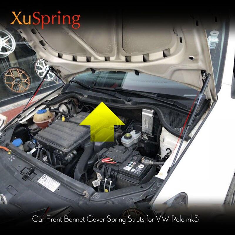 Maxpow 4989 Compatible With Audi A6 4 Door Sedan Hood Struts Lift Support 1998 1999 2000 2001 2002 2003 2004,1pc