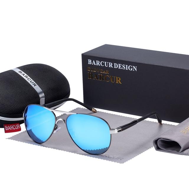BARCUR  Polarized Sunglasses 4