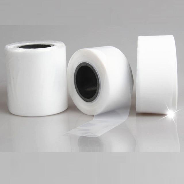 Teflon Polytetrafluoroethylene PTFE Tape Thin Film 50cm 10cm x 0.03 0.05 0.08 0.1 0.2mm 5m Lubricant Seal Insulation Gasket