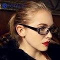 TenLon Gafas de diseñador de la Marca gafas Marco de La Vendimia gafas de lectura lente transparente Vidrio Óptico gafas armacao gafas de grau 21007