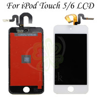 4.0 inch LCD Screen For Apple ipod Touch 5 5th LCD Display Touch Screen with Digitizer Full Assembly for ipod touch 6 6th screen