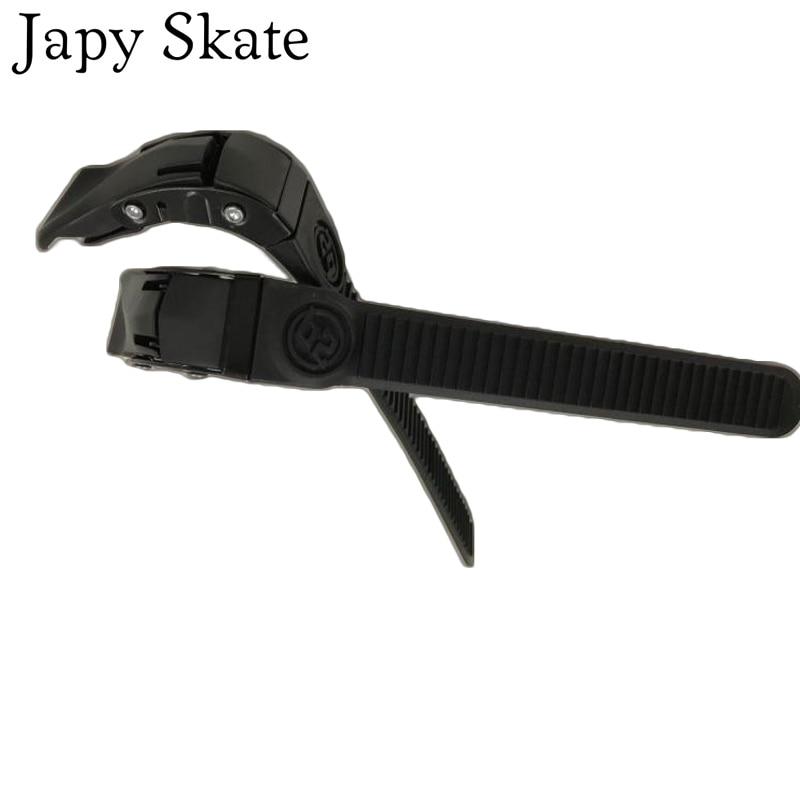 Prix pour Jus japy Skate Powerslide EVO Supérieure Boucle Renforcer Édition Slalom Patins Chaussures Ballet Boucle 2 De Patinage Chaussures D'énergie Ceinture Sangle