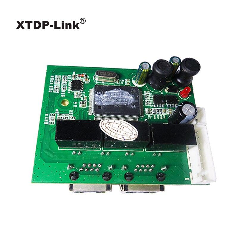 Promosi baru Gigabit Ethernet Beralih 2 Port RJ45 dengan 8 pin way - Peralatan jaringan - Foto 4