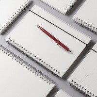 Muji Estilo DIY Cuadernos de hojas Sueltas Libro Del Diario A5 Matorrales Dokibook Con Correa de Material de LOS PP Organizador Planificador Personalizado Memo Pad