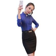 Womens Tops And Blouses Chiffon Blouse Women's Shirts Top Blusas Feminina Ver Plus Size 2017 Plus Size XXXL 4XL Blouses Shirt