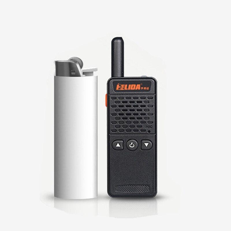 Image 2 - 2pcs  Handheld T M2 Children Two Way Radio 128 Channels M2 PMR Mini Talkie Walkie Super Tiny FRS/GMRS Walki Talki-in Walkie Talkie from Cellphones & Telecommunications