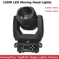 2017 Discount Price 1Pcs Lot LED Spot Moving Head Light Hi Quality 150W LED Moving