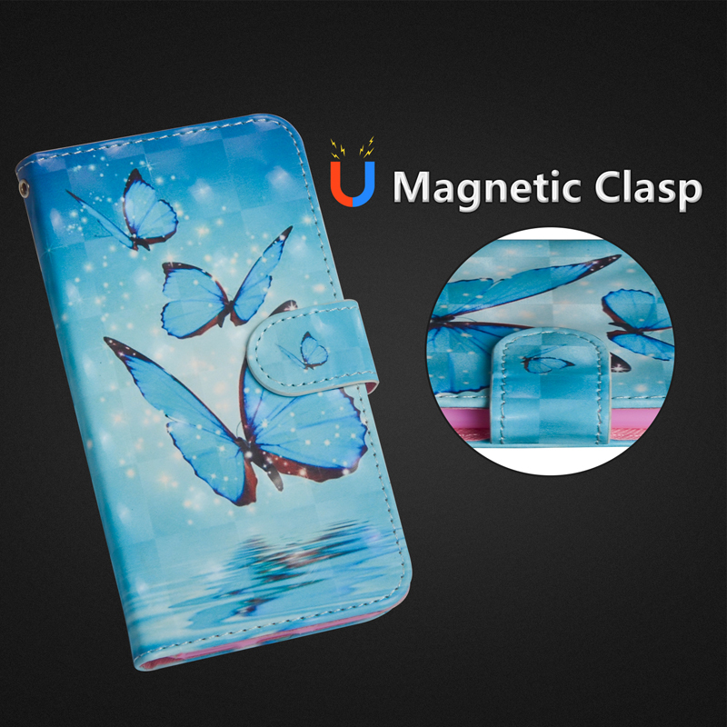 Flip Wallet PU Leather TPU Phone Silicon Soft Case Cover Stand Shell Coque Fundas for xiaomi Mi 5X 6X A1 A2 Max 2 in Flip Cases from Cellphones Telecommunications