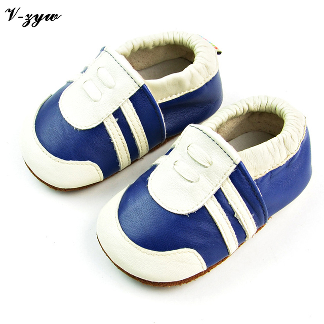 Baby First Walkers Spring Autumn Shoes Breathable Soft Leather Baby Walking Boots Baby Boys Girls Infant Shoes Slippers GZ029