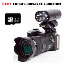 """POLO D7200 Digital Digicam 16MP three.zero"""" 1080P HD Camcorder 24X Optical Zoom Telephoto Lens Massive Angle Lens Video Digicam Expert"""