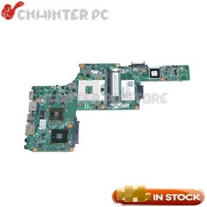 Nokotion V000245030 Main Board For Toshiba satellite L630 L635 Laptop motherboard HM55 DDR3 HD5430M Video Card 1GB