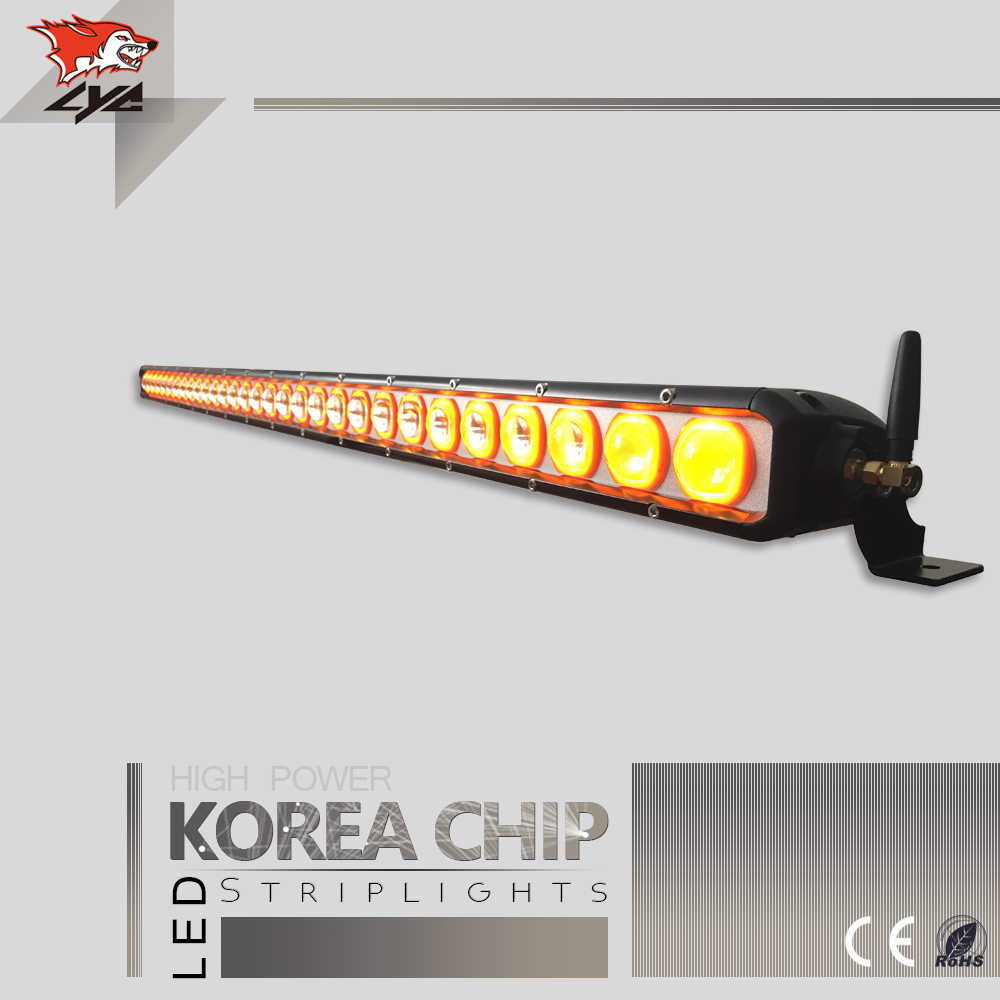 LYC Daytime Runnning Led Flashing Bar Car Roof Top Light Bar For Jeep Wrangler Light Bar 3000K\6000K Offroad for Hummer Bar lyc 6000k led daylight for citroen c4 for nissan led headlights 12v car led lights ip 68 chips offroad work light 40w