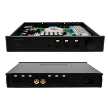 DENAFRIPS ARTEMIS Headphone Amplifier Balanced DAC /OPT/COAX input 30W Power Amplifiers Volume Control