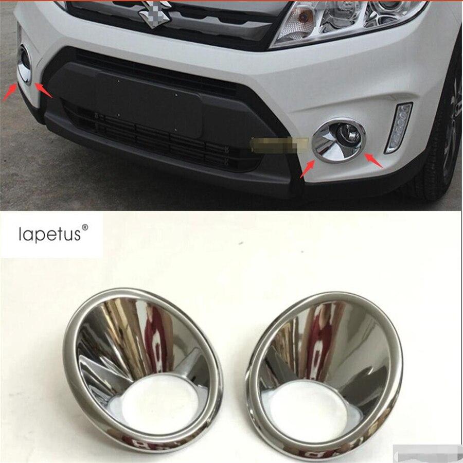 Rear Stop Brake Light Lamp Cover Trim 2pcs For Suzuki Vitara Escudo 2015-2018