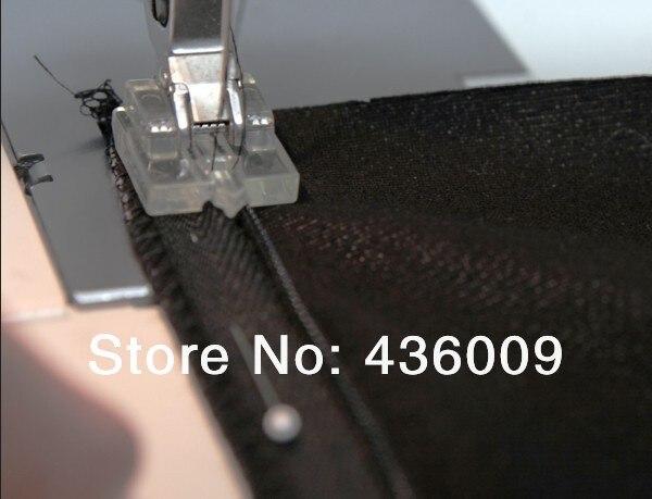 Household Máquina de Costura de Peças Calcador Pfaff 93-042  980-91/820474-096/Zíper Invisível pé para pfaff 93-042980-91