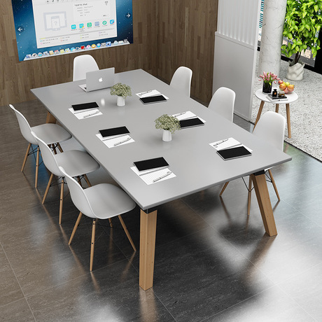 Conference Table Office Furniture Commercial Furniture wooden office tables office desk 180/240/360/480*80*74cmConference Table Office Furniture Commercial Furniture wooden office tables office desk 180/240/360/480*80*74cm