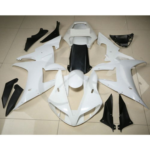 Motorcycle Unpainted Bodywork ABS Plastic Fairing Bodywork Set For YAMAHA YZF R1 YZF-R1 2002 2003 2014 brazil world cup mini fans horn three tubes speaker with strap large red green yellow