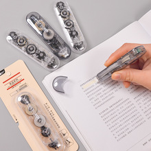 Real Fita Corretiva Papeleria Stationery Correction Tape Roller 10m Long White Sticker Study Office Biggest-selling Tools