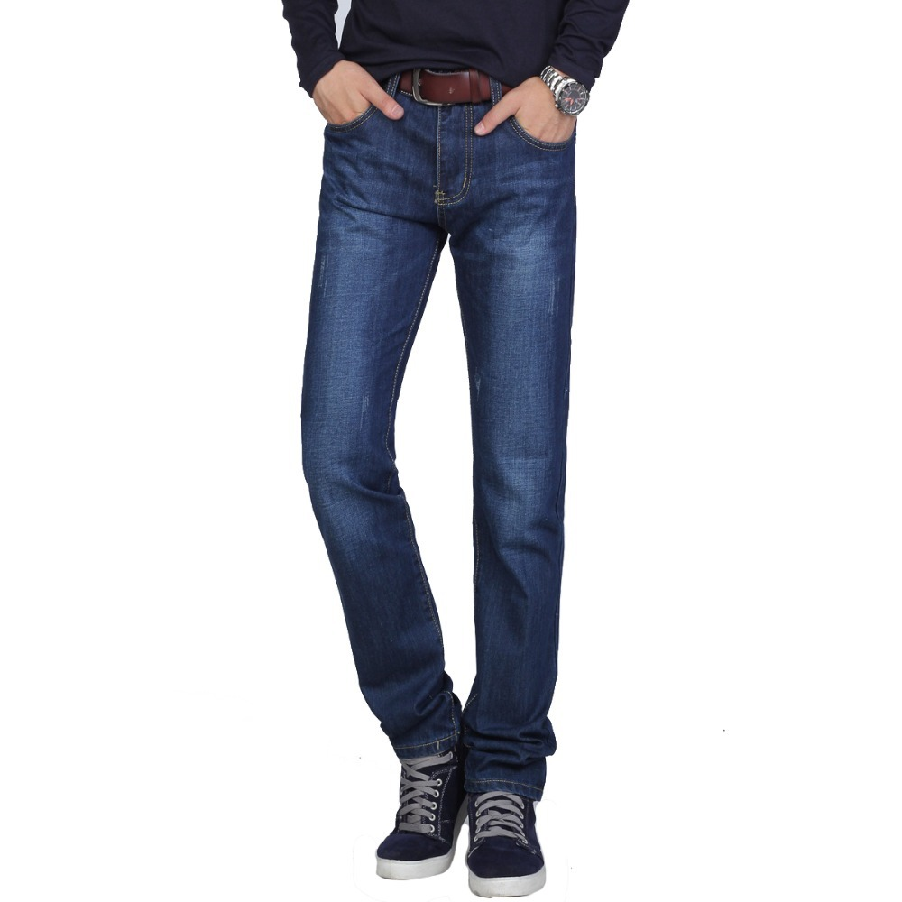 dark blue mens jeans - Jean Yu Beauty