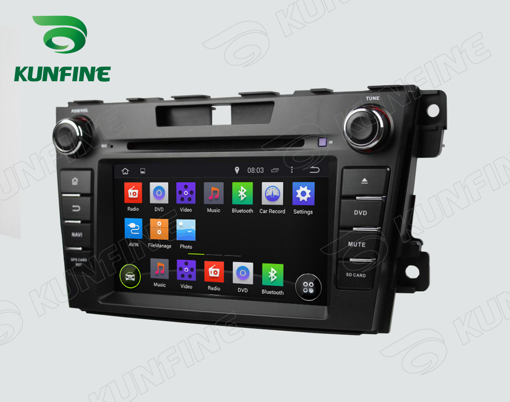 Car dvd GPS Navigation player for MAZDA CX-7 D