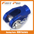 CNC REAR BRAKE CLEVIS FOR YZ125/250 YZ250F YZ450F 03-16 YZ250X 16 YZ250FX 15-16 WR250F WR450F 03-15
