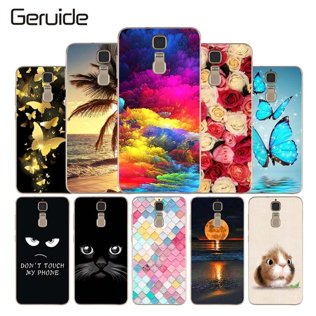 finest selection 1b856 24469 US $1.4 10% OFF|Geruide ZTE Blade A610 PLUS 5.5