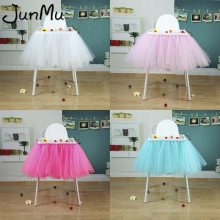 Jupes de Table Tutu en Tulle 39