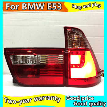 Car Styling Rear lamp for BMW X5 E53 LED Tail Light Rear Lamp 1998-2006 Year DRL+Brake lamp +Reverse lamp - Category 🛒 Automobiles & Motorcycles