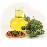 FREE SHIPPING High Quality Castor Oil for Strengthen Grow Split End Vitamin E Healthy Hair 100ML