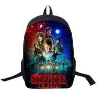 Stranger Things Backpack For Teenage Children School Bags Boy Girls School Backpacks Kids Schoolbag Stranger Things