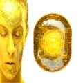 Revitalização reparando beleza 24 K ouro sabonete de limpeza Facial para Face Care clareamento da pele 120 g