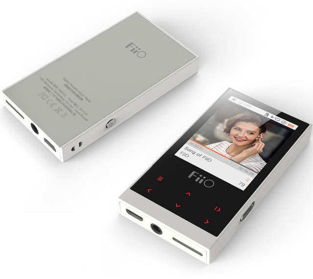 Brand New Fiio M3 Digital Portable Music MP3 Player 8GB 2.0 inches color screen free shipping
