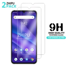 2 Pcs Tempered Glass For UMIDIGI A5 PRO Glass Screen Protector 2.5D 9H Tempered Glass For UMIDIGI A5 PRO Protective Film