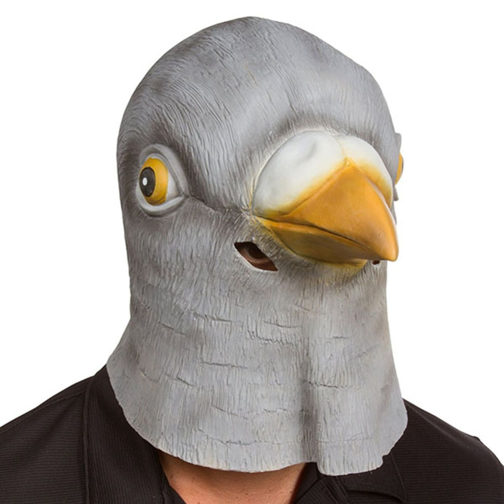 Aliexpress.com : Buy Factory Price! New Pigeon Mask Latex Giant ...
