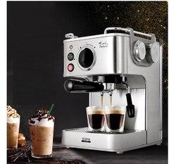 Italian coffee Machine Pump pressure type Stainless steel Fancy Coffee Cooking Household appliances