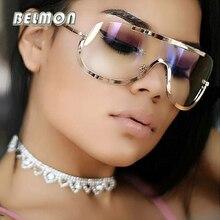 Fashion Sunglasses Women Luxury Brand Designer Oversized Goggles Sun Glasses Ladies UV400 For Female Shades Oculos de sol RS573