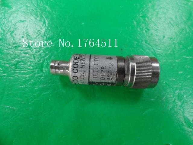 [BELLA] RF Coaxial Detector MIDISCO D12R BNC -N Male Parent
